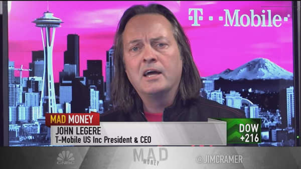 Legere: Key drivers to T-Mobile's success