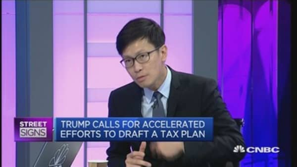 How US tax reforms will impact markets