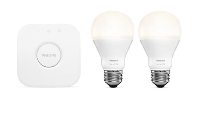 how to control the lights in your house with siri Fluorescent Light Fixture Wire Entry buy the right lights i highly re mend the second generation philips hue white a19 starter kit it s only 70 and includes the required base station and