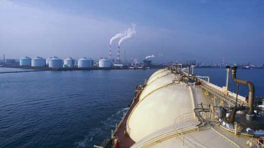 US-China trade dispute puts a chill on American natural gas export boom