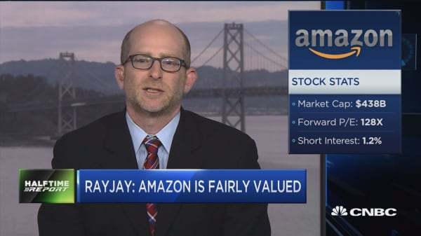 Raymond James: Amazon needs to show greater operating leverage
