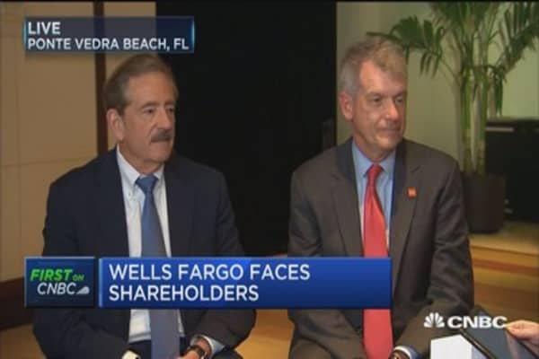Wells Fargo CEO: Going to make sure we fix everything broken