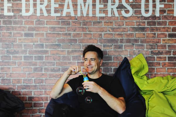Brian Scudamore, founder and CEO of 1-800-GOT-JUNK?