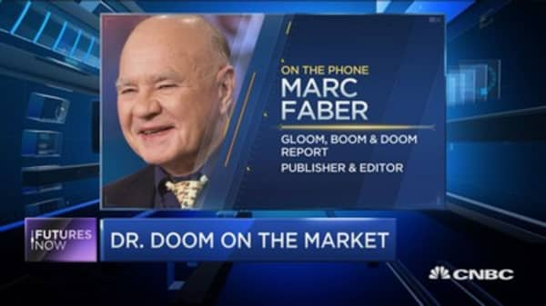 Trader takes on Marc Faber