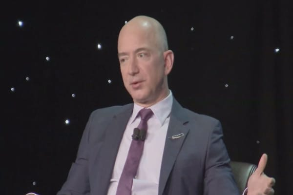 Goldman has figured out the trick to making money off Amazon