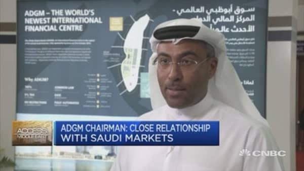 ADGM chair on the influence of the Saudi Arabian economy