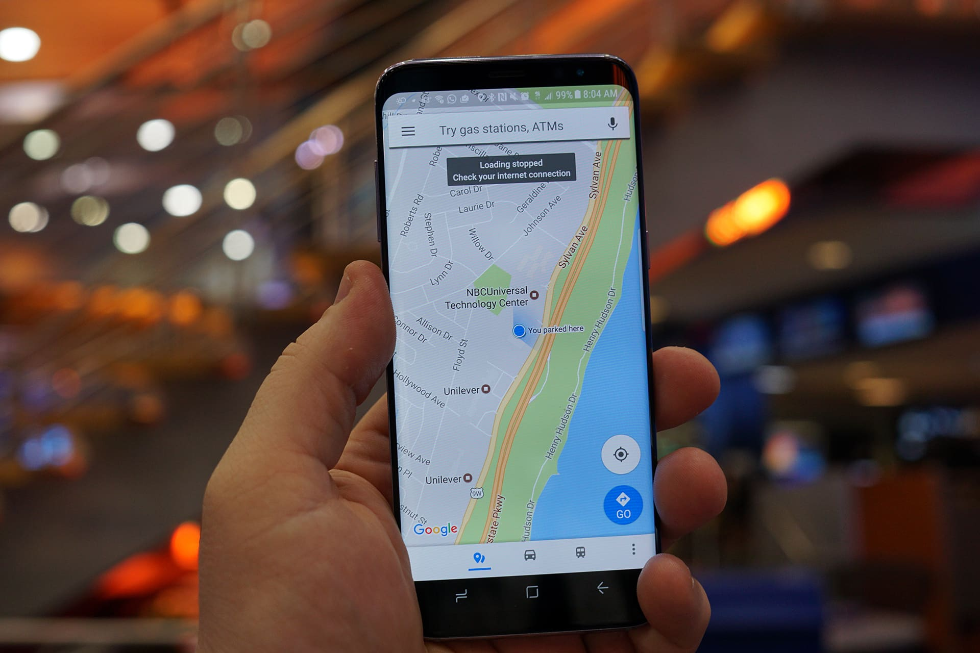 How To Find Where You Parked With Google Maps - Google maps google maps