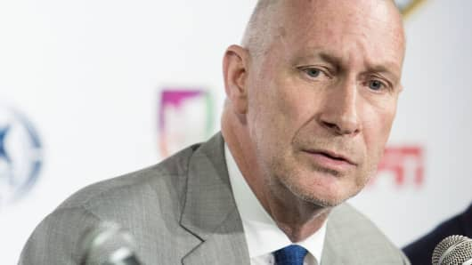 John Skipper, formerly of ESPN