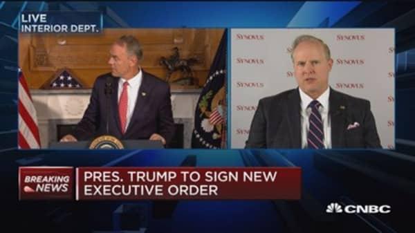 Trump's deregulation and the markets
