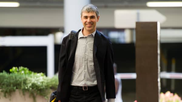 What this Google exec learned from working closely with Google co-founder Larry Page