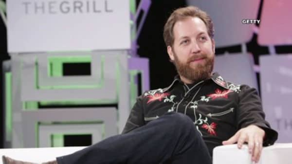 Billionaire Chris Sacca says he's 'hanging up my spurs'