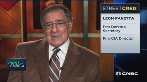 Leon Panetta: Good chance tax cuts could be passed, but after negotiations