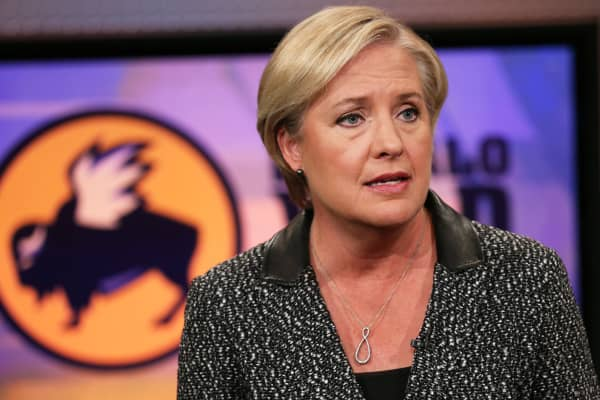 Sally Smith, CEO, Buffalo Wild Wings