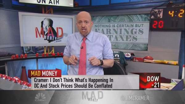 Cramer explains how Trump's tax cuts will impact your investments