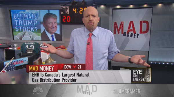 Cramer: The next big Trump stock is a Canadian company