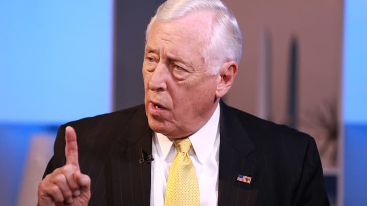 Rep. Steny Hoyer, (D-MD).