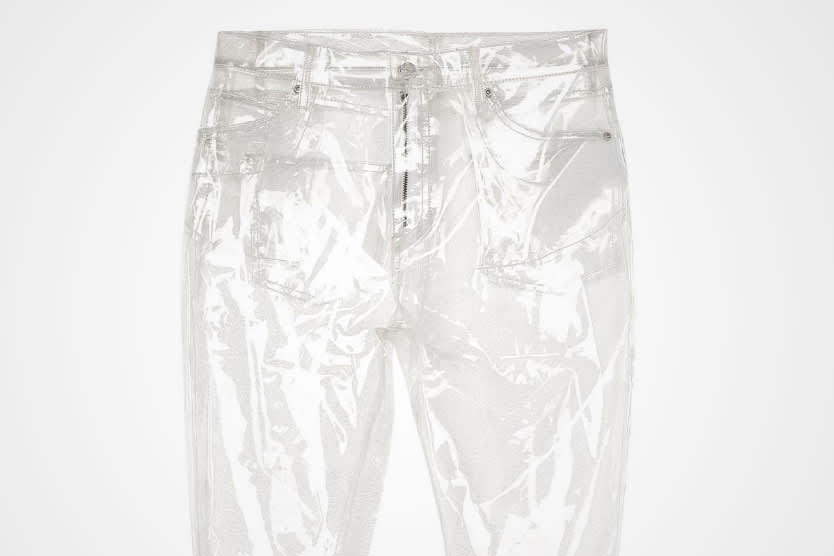 Plastic Shorts