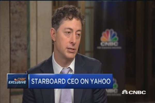 Starboard Value CEO: Tax reform could be 'a huge wind at the back'