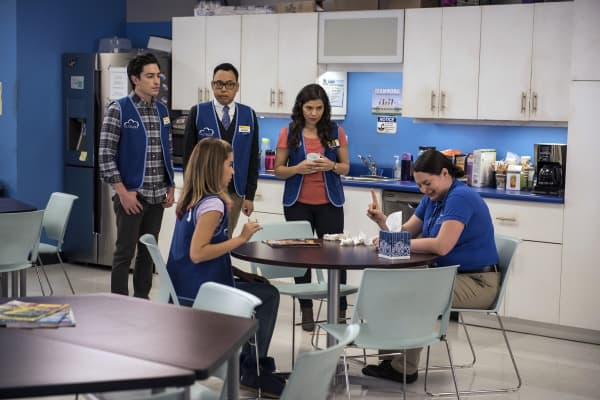 'Superstore' on NBC.