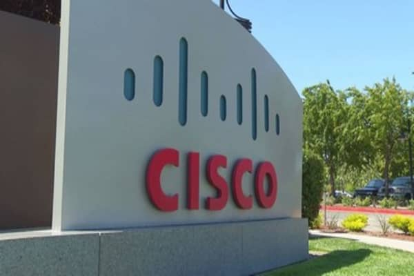 Cisco gets a double upgrade