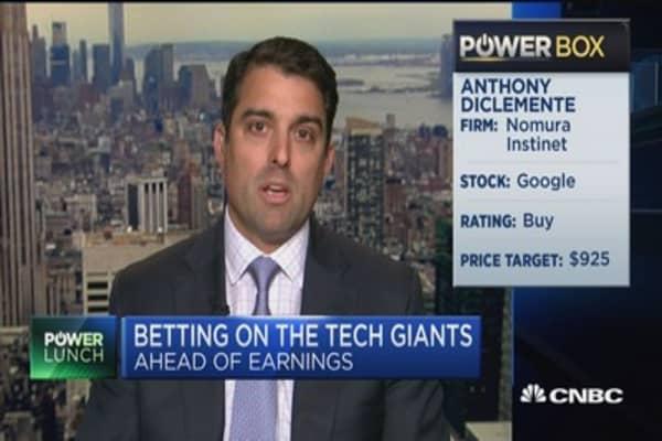 Instinet analyst: A little more pressure on Google versus Amazon
