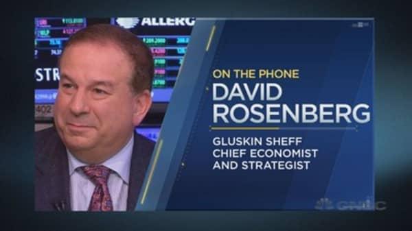David Rosenberg on the economic outlook