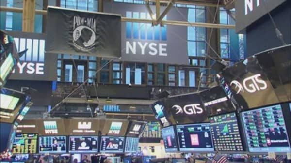 U.S. stocks traded in a narrow range Thursday