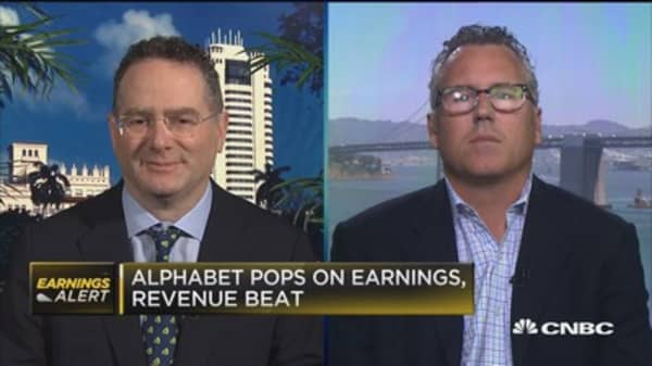 Alphabet reasonably valued relative to growth: Pro