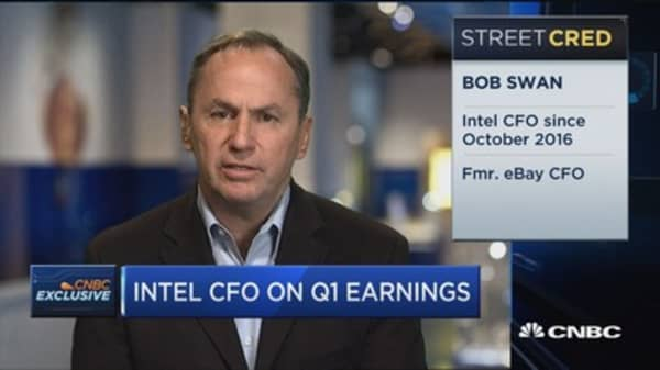 Intel CFO: On-track to capitalize on semiconductor market dynamics