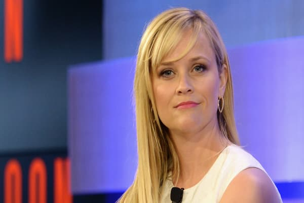 Reece Witherspoon says pitching to venture capitalists is a lot like an audition
