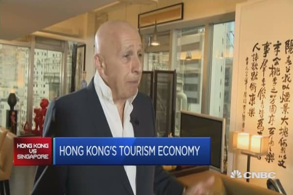 Hong Kong, the event capital of Asia?