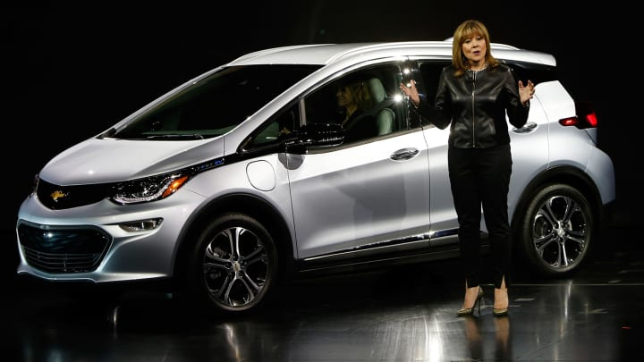 Gm To Hike Chevy Bolt Production As Demand For Electric Vehicles Grows