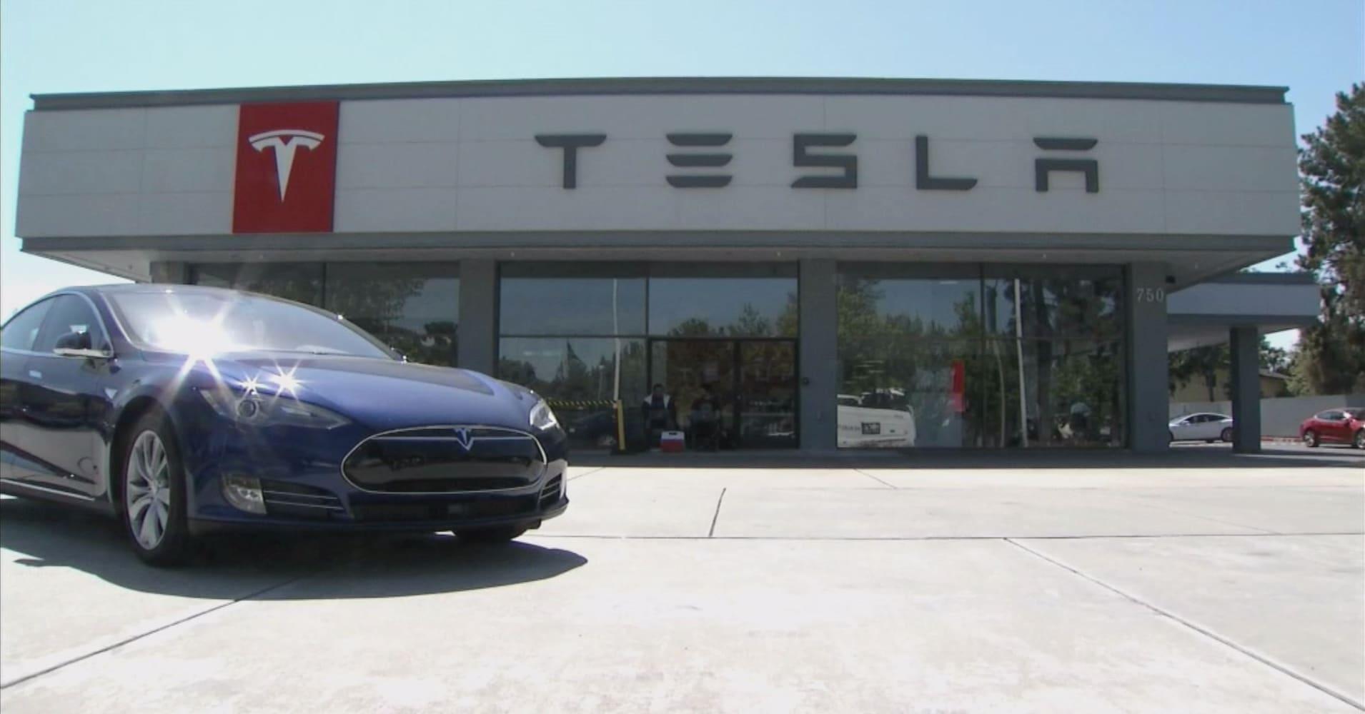 Silicon Valley Tesla Tesla Image
