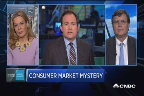 Trading Nation: Consumer market mystery