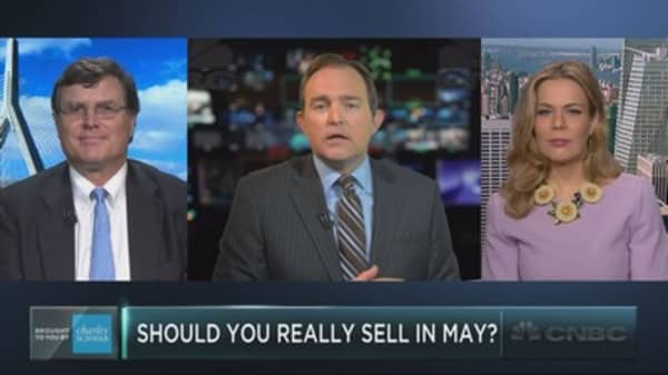 Should you really sell in May and go away?