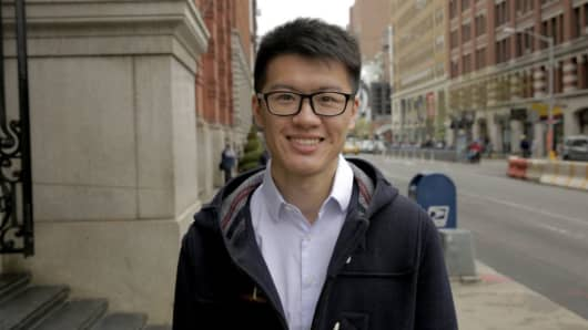 Student who worked in Chinese iPhone factory explains why manufacturing jobs aren't coming back to the U.S.