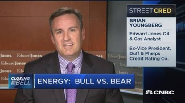 Energy: Bull vs. bear