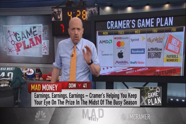 Earnings bonanza brings many chances to buy