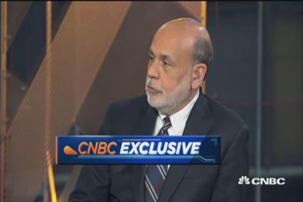 Ben Bernanke: Defending Fed's balance sheet