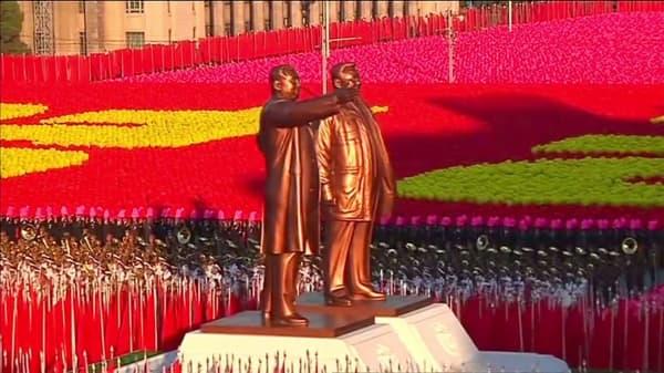 Tensions remain high in the Korean peninsula