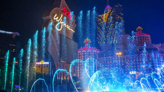 Macau casino stock casino game line multi slot video