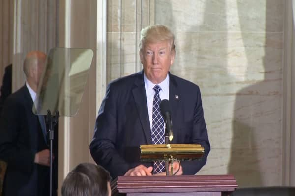 Trump interview suggests he doesn't know what's in his health bill