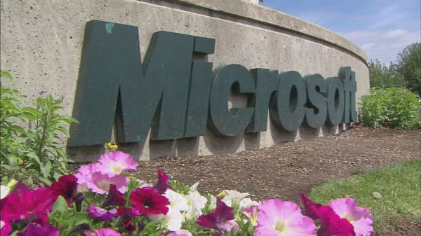 Microsoft is holding a press conference on Tuesday