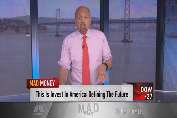Cramer: Disney, Apple and the fate of FANG