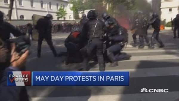 Less than a week to go: Le Pen vs. Macron
