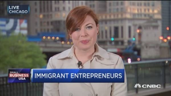 Small biz and the force of immigrant entrepreneurs