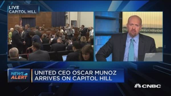 Expect it will be a 'bad day' for United's Munoz: Cramer