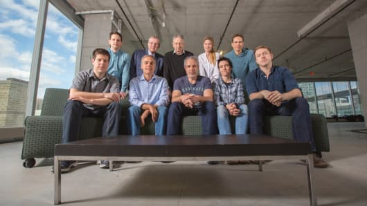 Vector Institute founding team