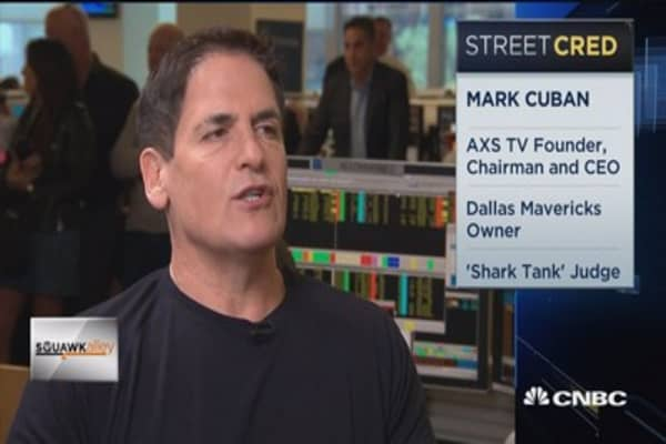 Mark Cuban: Twitter has finally got their act together on AI