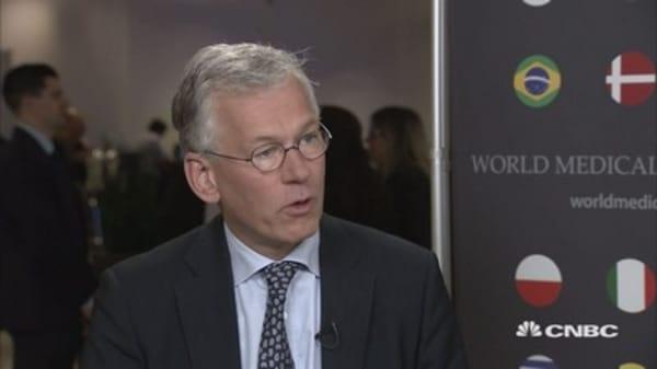 Philips CEO: Future of medicine is prevention